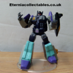 Transformers scf pvc power master Gigatron Figurine